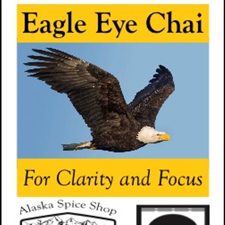 Eagle Eye Chai - For Clarity and Focus
