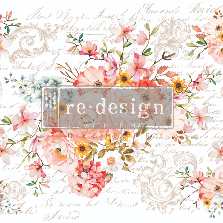 Redesign Transfer - Rose Celebration