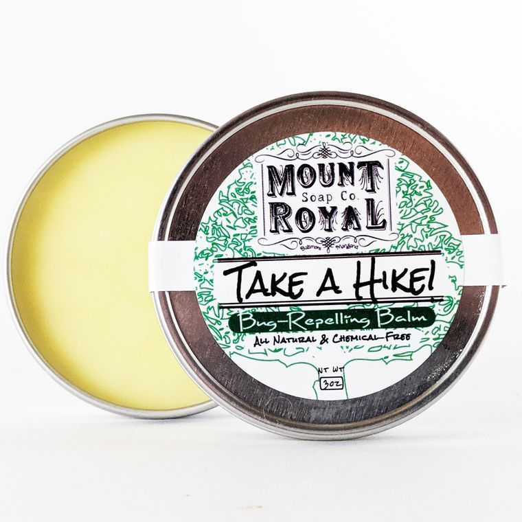 Take a Hike Bug Repelling Balm