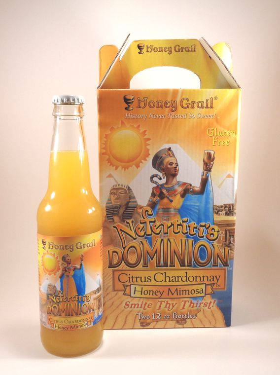 Citrus Chardonnay Honey Mimosa