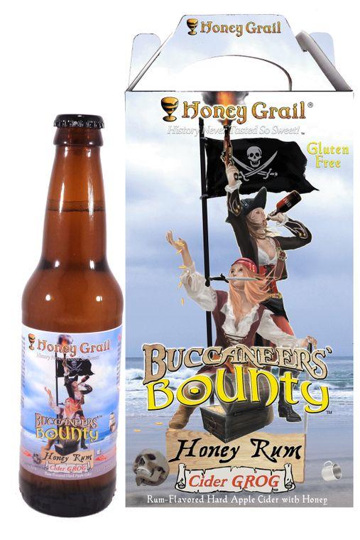 Honey Rum Cider Grog