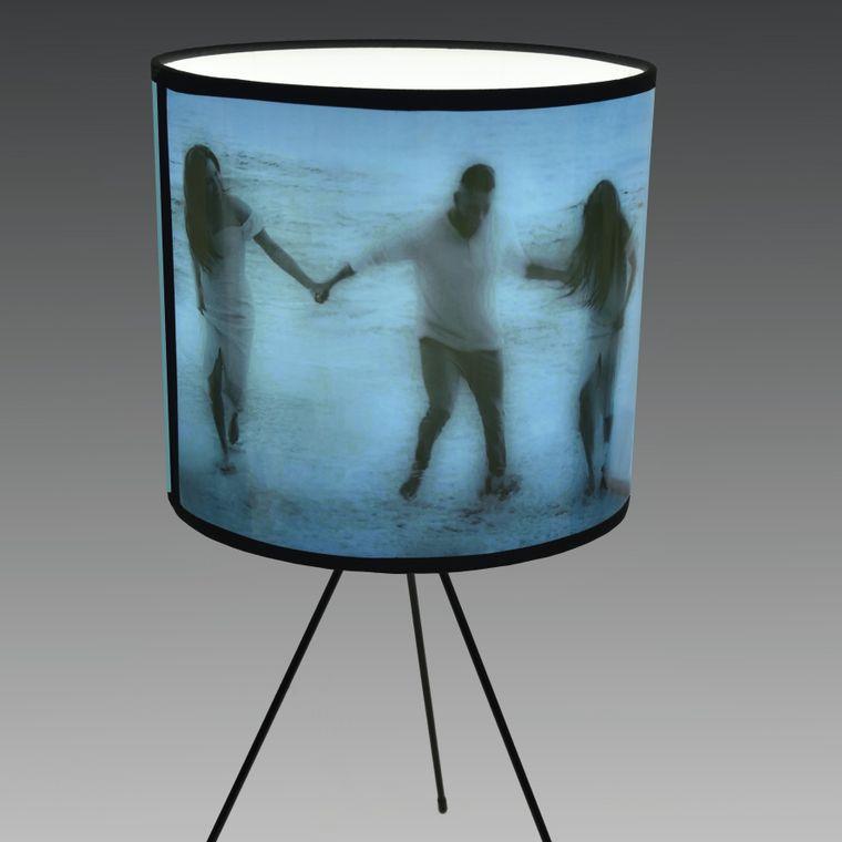 Splash table lamp