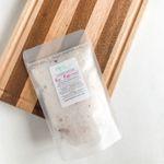 Peppermint Rose Soothing Salt Soak