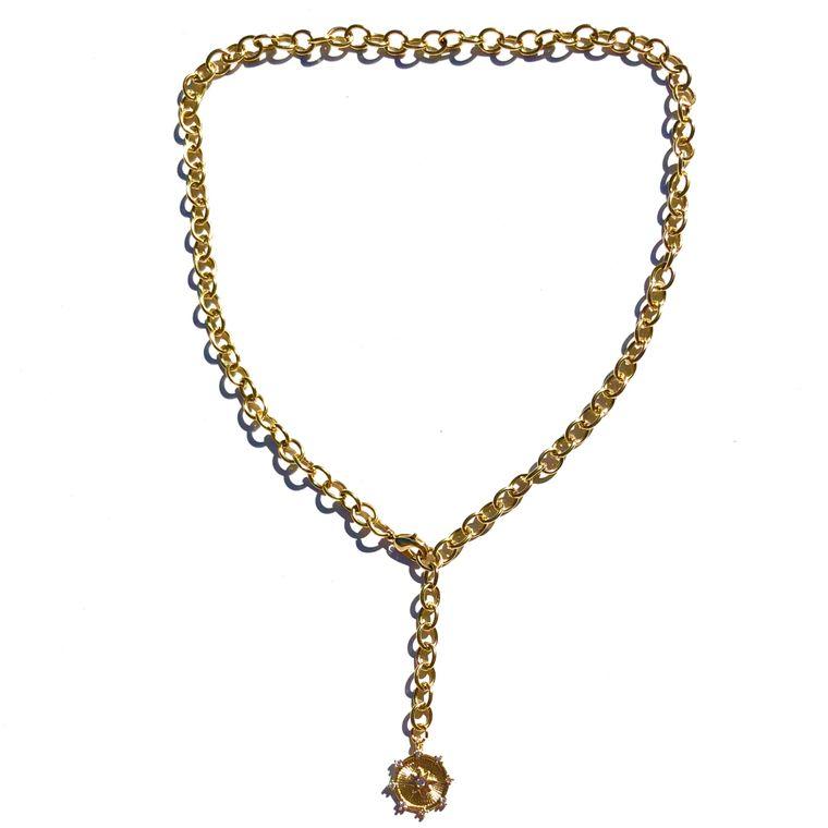 Jane Clasp Necklace