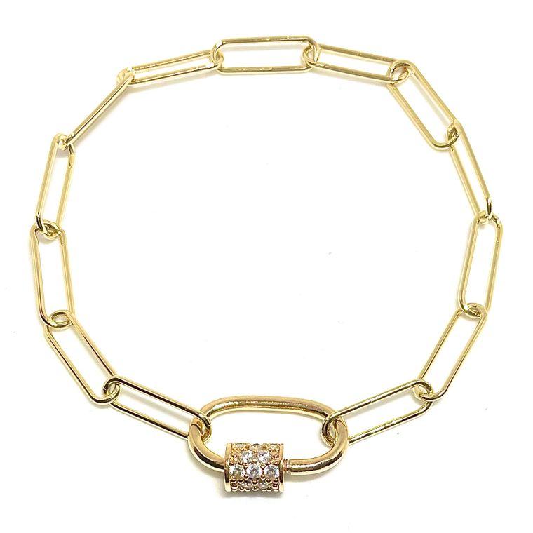 Finn Link Bracelet