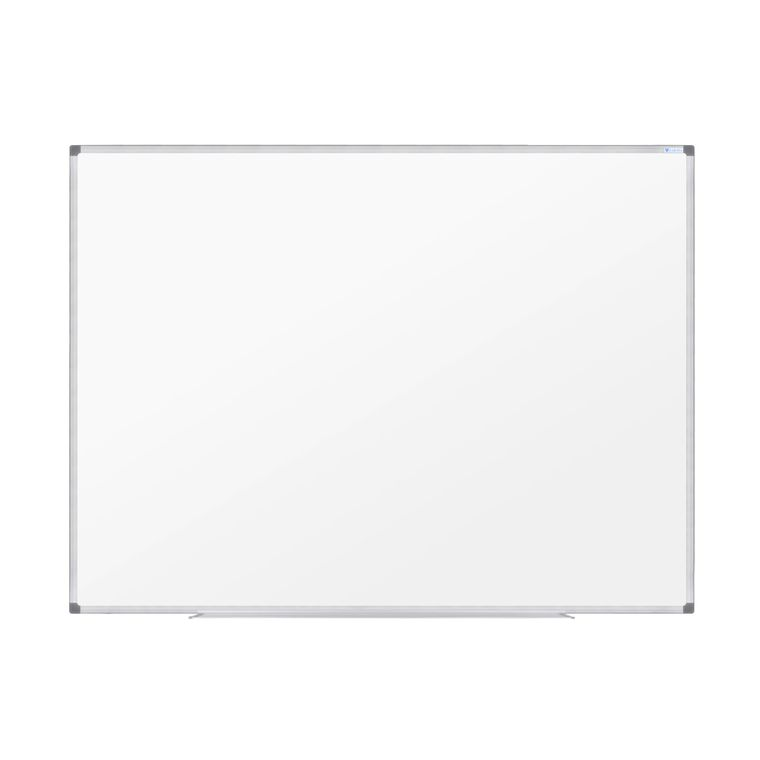 V VAB-PRO High Qulity Magnetic Whiteboard for Office, School and Home Use. 4 Corner mounting