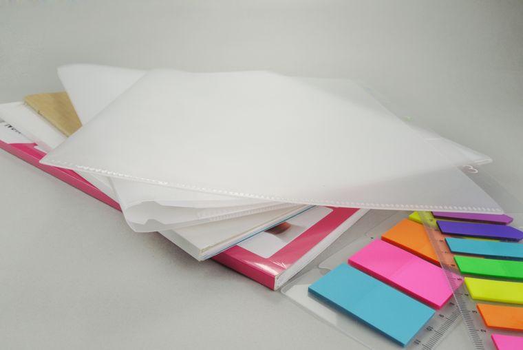 V VAB-PRO Assorted File Organizer (6 Pockets File Holder + 3 Pockets Document Folder)