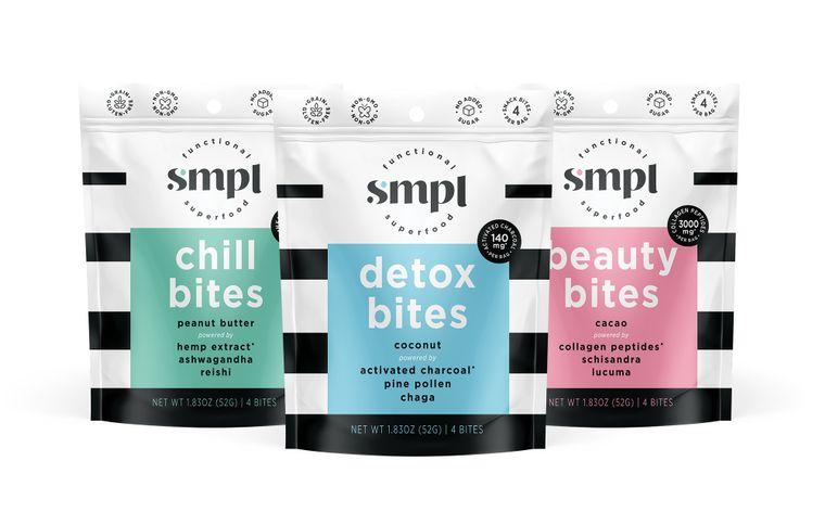 Variety Pack - Chill, Beauty & Detox Bites