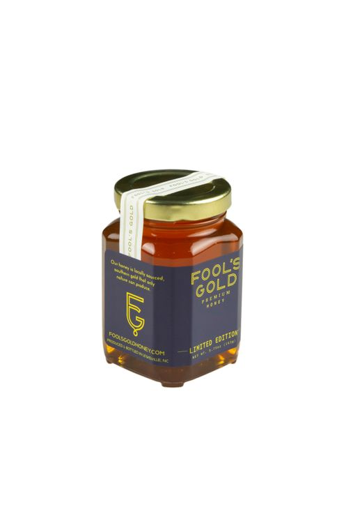 Limited Edition Rum Infused Buckwheat Honey 5.75oz