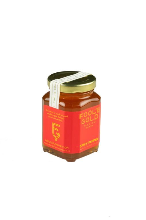 Spicy Pepper Infused Honey 5.75oz
