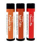 Fall All Natural Beeswax Lip Balm- Refill Set of 12