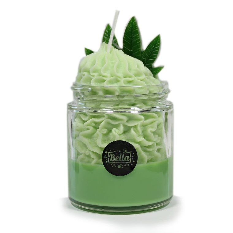 Good Stuff Soy Dessert Jar Candle- Lemongrass