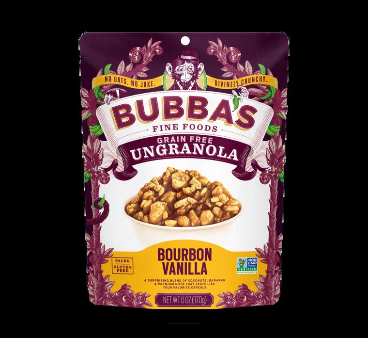 Grain Free Ungranola, Bourbon Vanilla