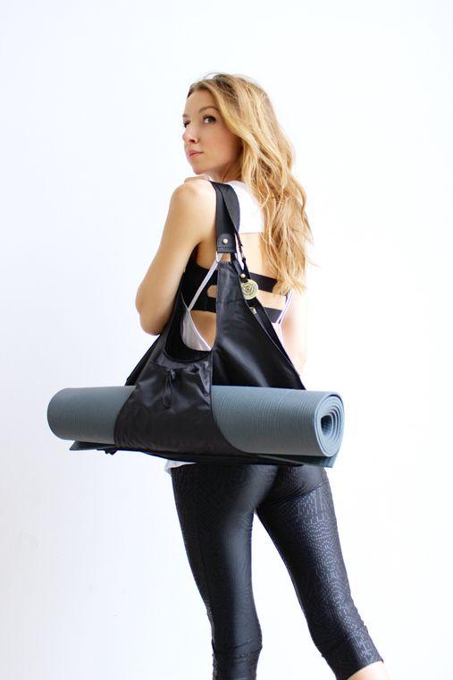 Live Great: Yoga Bag