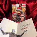 GAME of THRONES Night King Christmas Card