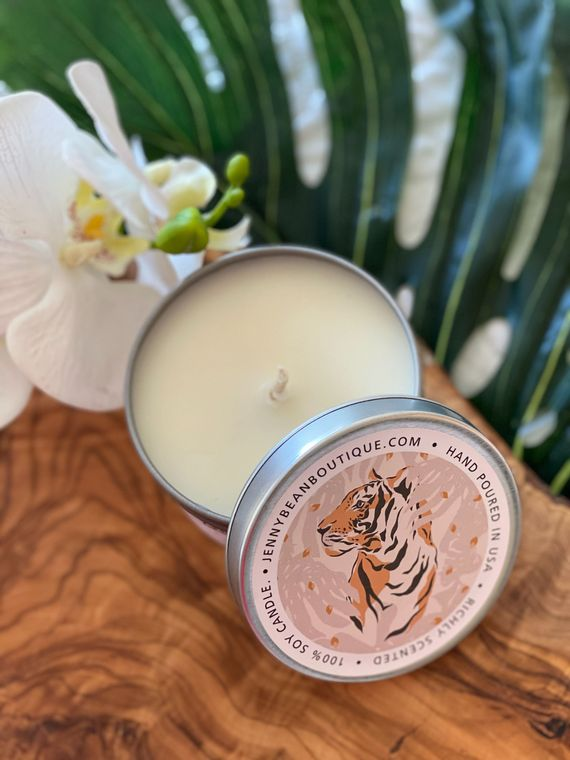 Tiger - Pink Pepper & Vetiver
