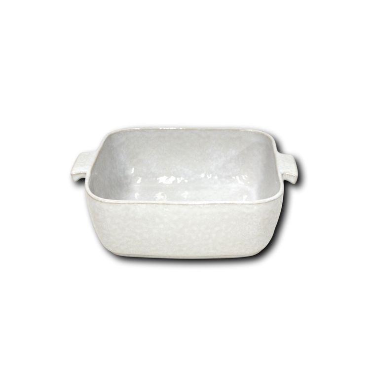 Cozina Square Baker - White