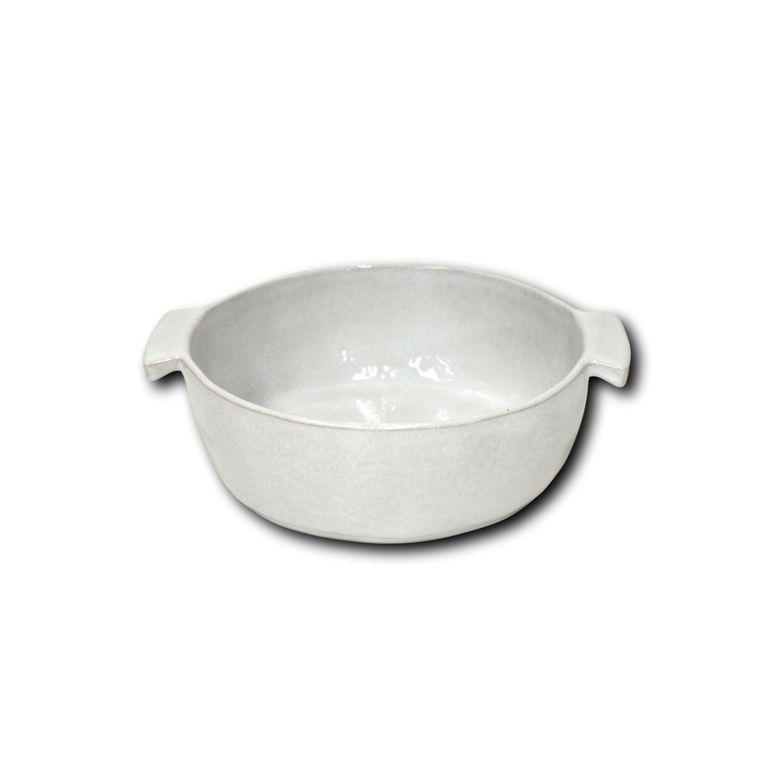 Cozina Round Baker - White