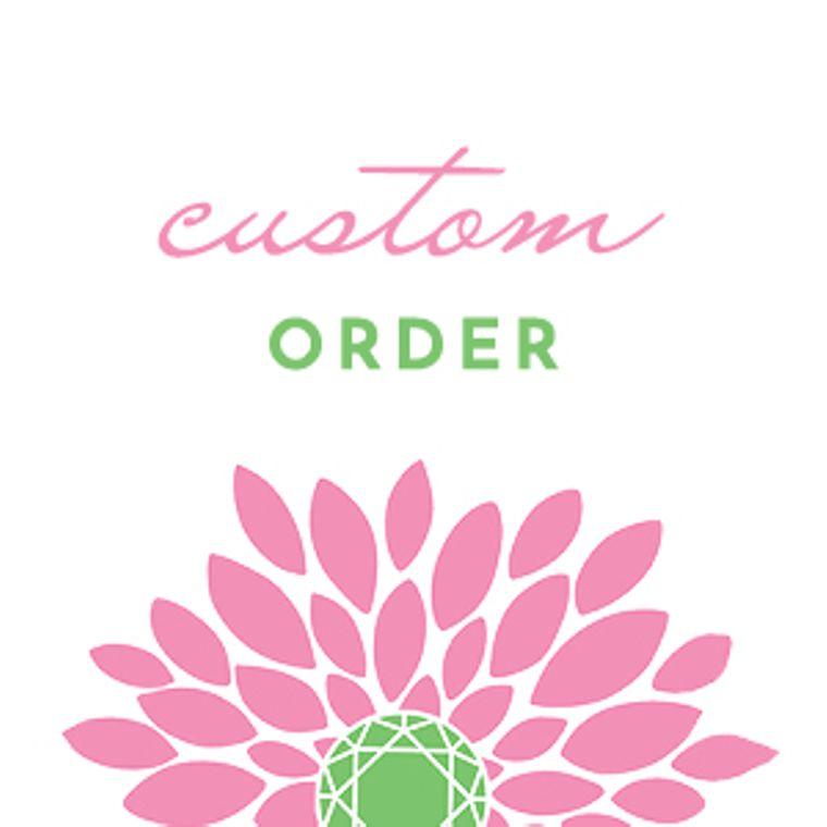 Order for Yvette