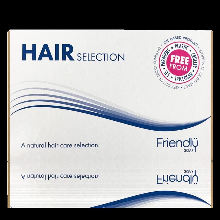 Hair Selection 4x95g Bars