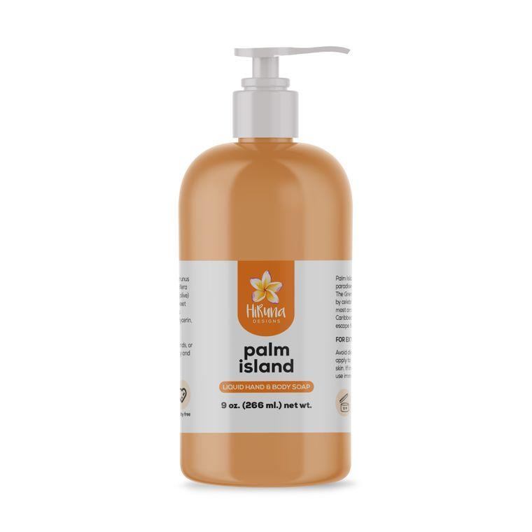 Palm Island - Liquid Hand & Body Soap