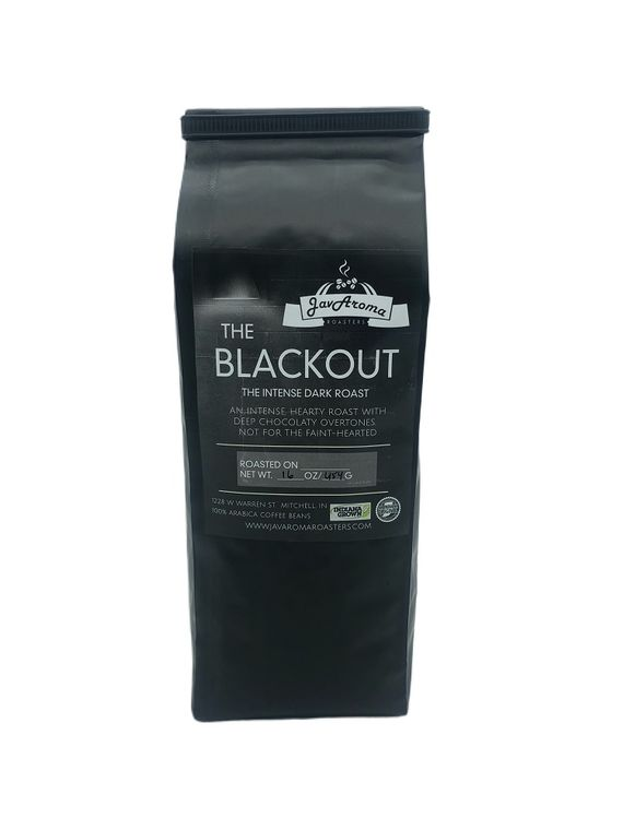 The Blackout (16oz) Ground