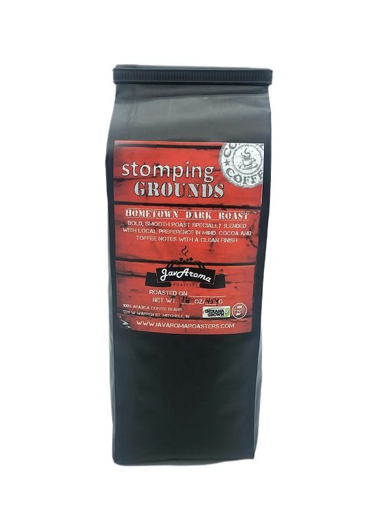 Stomping Grounds (16oz)  Wholebean