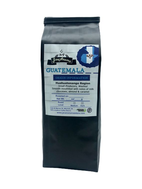 Guatemala Huehuetenango (16oz)  Ground