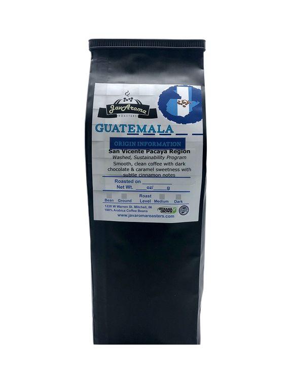 Guatemala  (16oz)  Wholebean