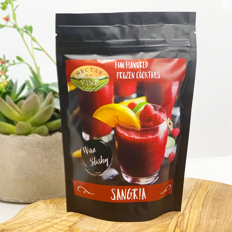 PREMIUM 5-Pack Sangria Wine Slushy Mix
