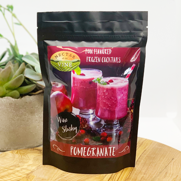 PREMIUM 5-Pack Pomegranate Wine Slushy Mix