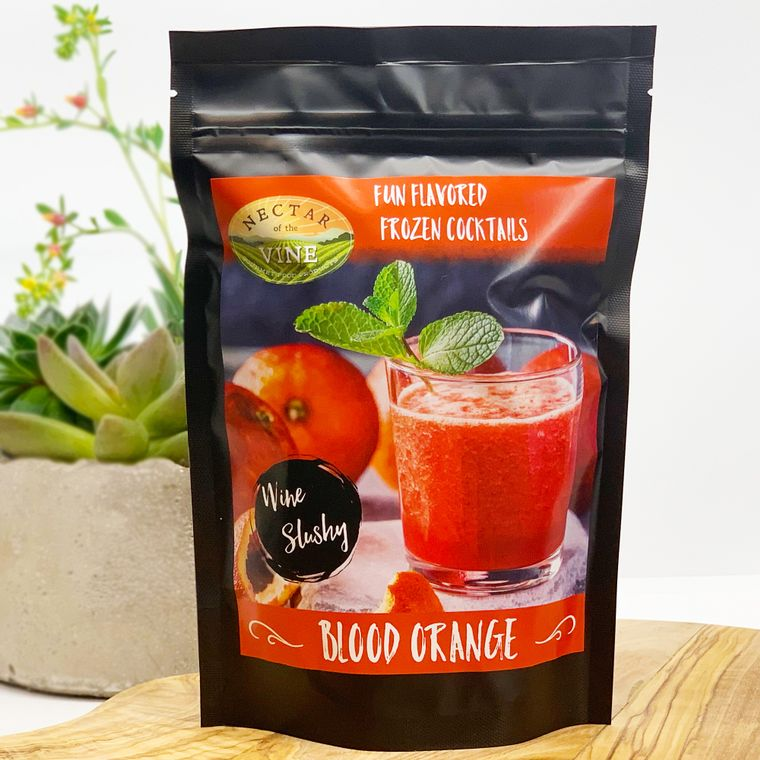 PREMIUM 5-Pack Blood Orange Wine Slushy Mix