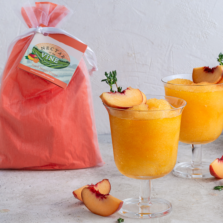 5-Pack Peach Mango Wine Slushy Mix