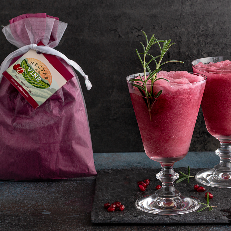5-Pack Pomegranate Wine Slushy Mix