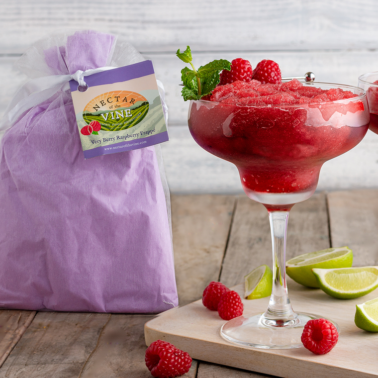 5-Pack Very Berry Raspberry Wine Slushy Mix