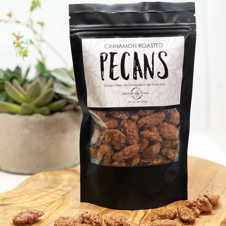 Kettle Roasted Pecans