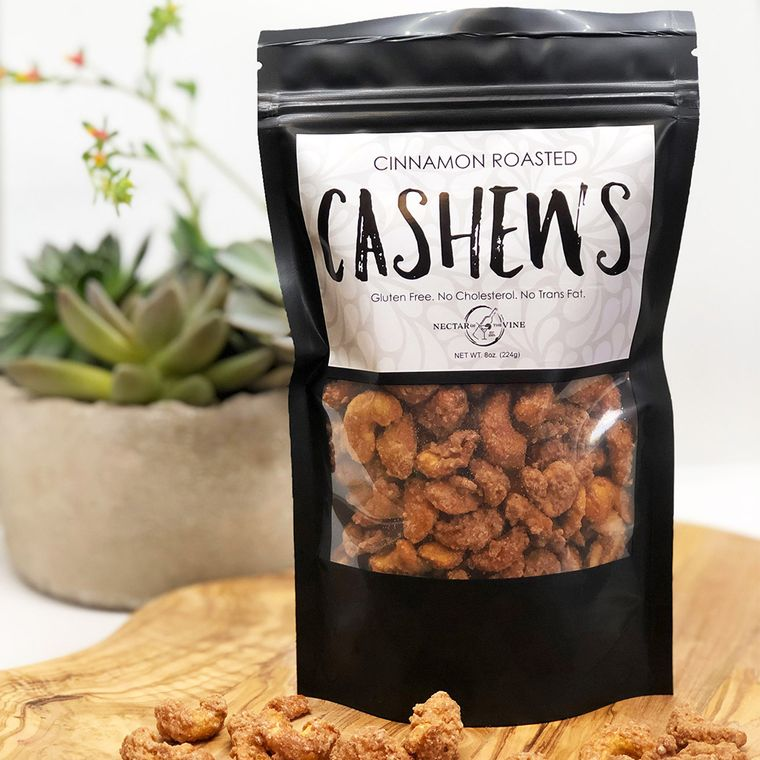 Kettle Roasted Cashews