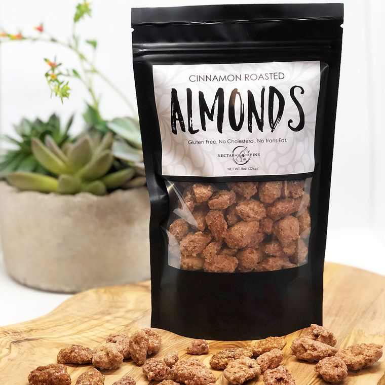 Kettle Roasted Almonds