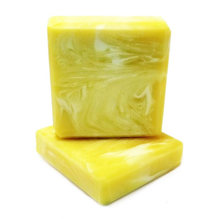 SOAP -Lemon Citrus 4.5 OZ
