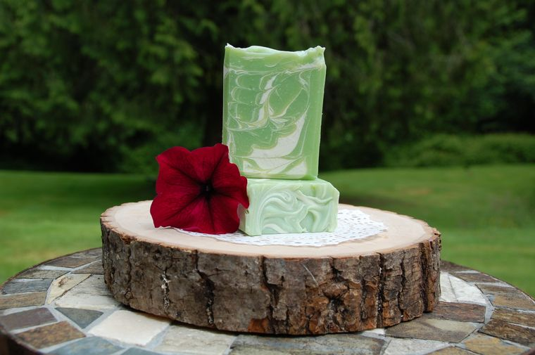 SOAP - Cucumber Bamboo 4.5 oz