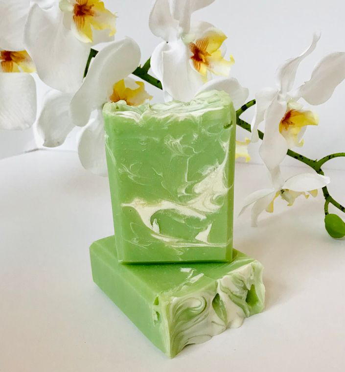 SOAP - Cucumber Bamboo 4.5 oz