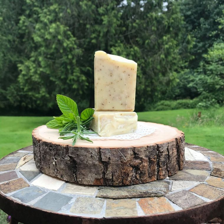 SOAP - Rosemary Mint 4.5 oz
