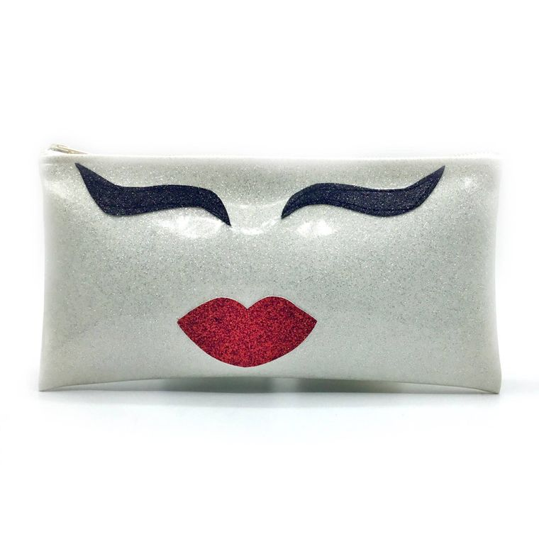 The Makeup Face Clutch!