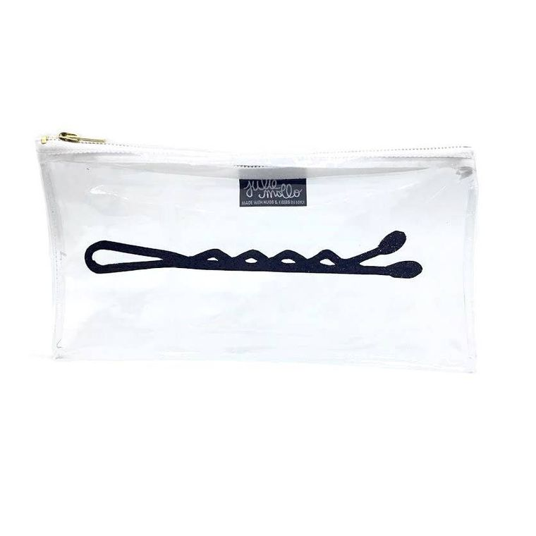Bobby Pin Clutch!