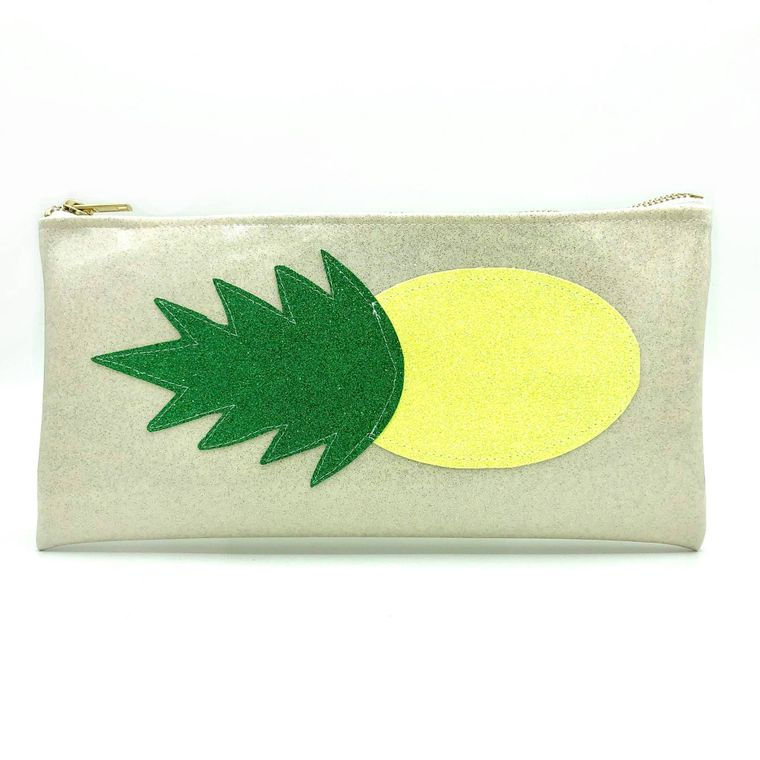 Pineapple Clutch!