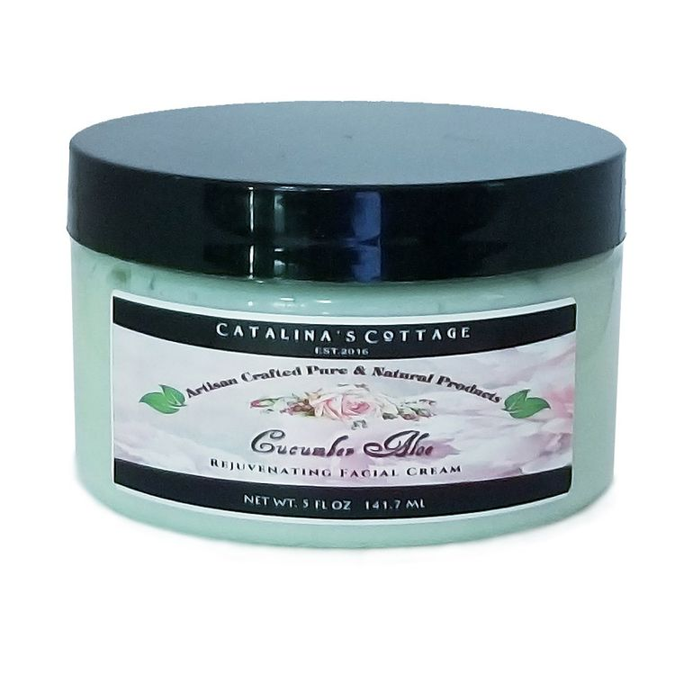Cucumber Aloe Cream (NET WT 5 OZ)