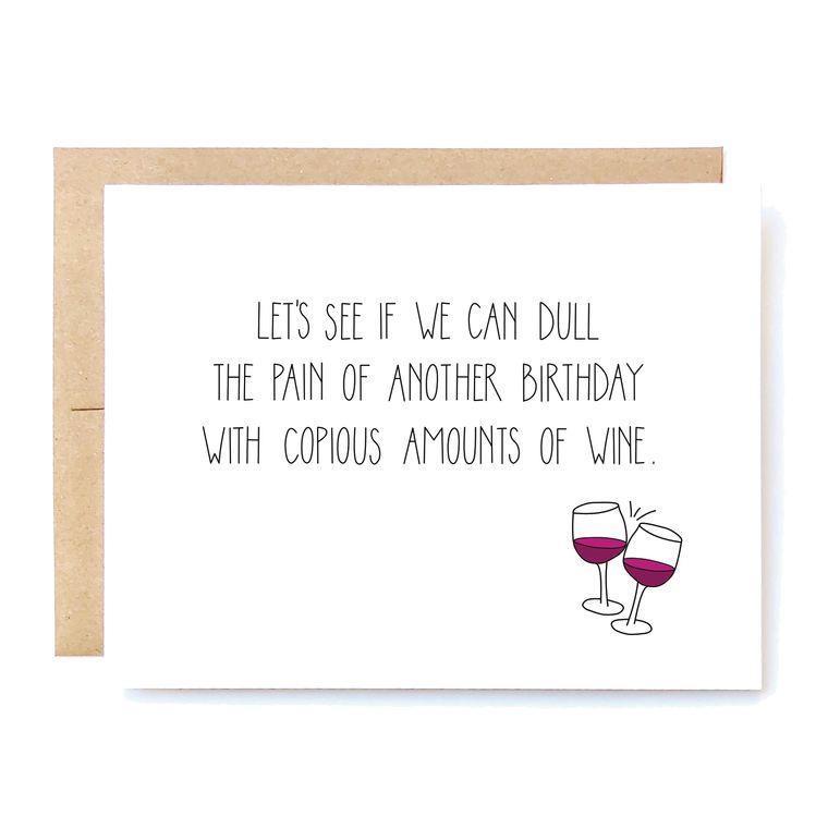 Copious Wine