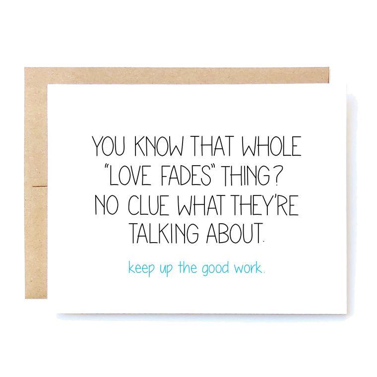 Love Fades