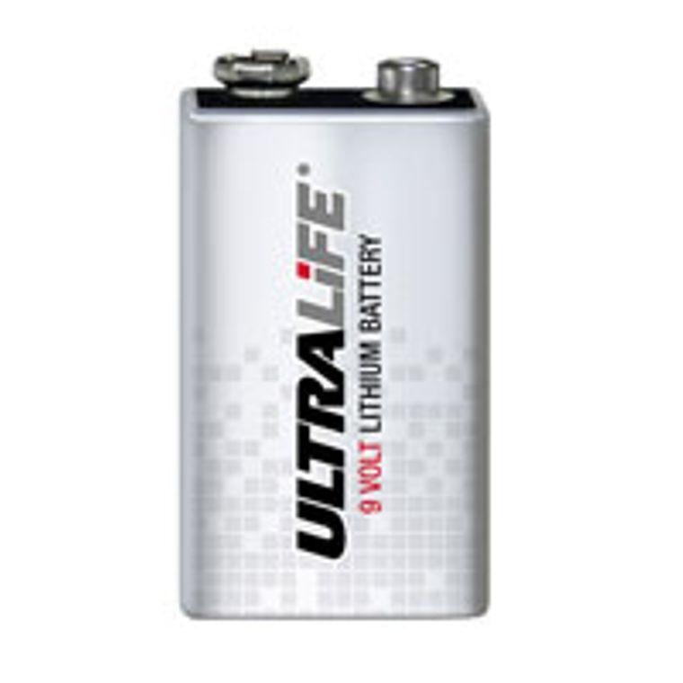 9V Lithium Battery