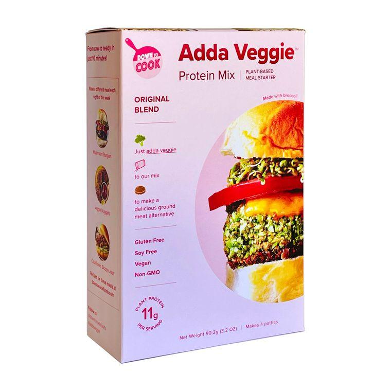 Adda Veggie Protein Mix – Original Blend